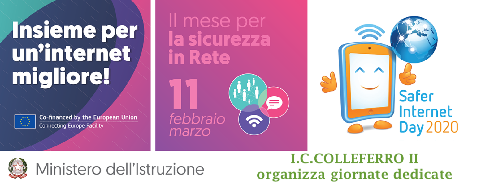SAFER INTERNET DAY E LOTTA AL BULLISMO - CYBERBULLISMO
